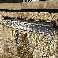 1500mm Stainless Steel Water Cascade