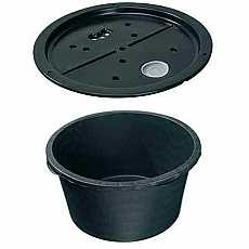 Heavy duty pebble pool 900mm diameter