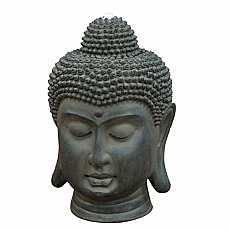 Original Buddha Head Water Feature by Aqua Creations