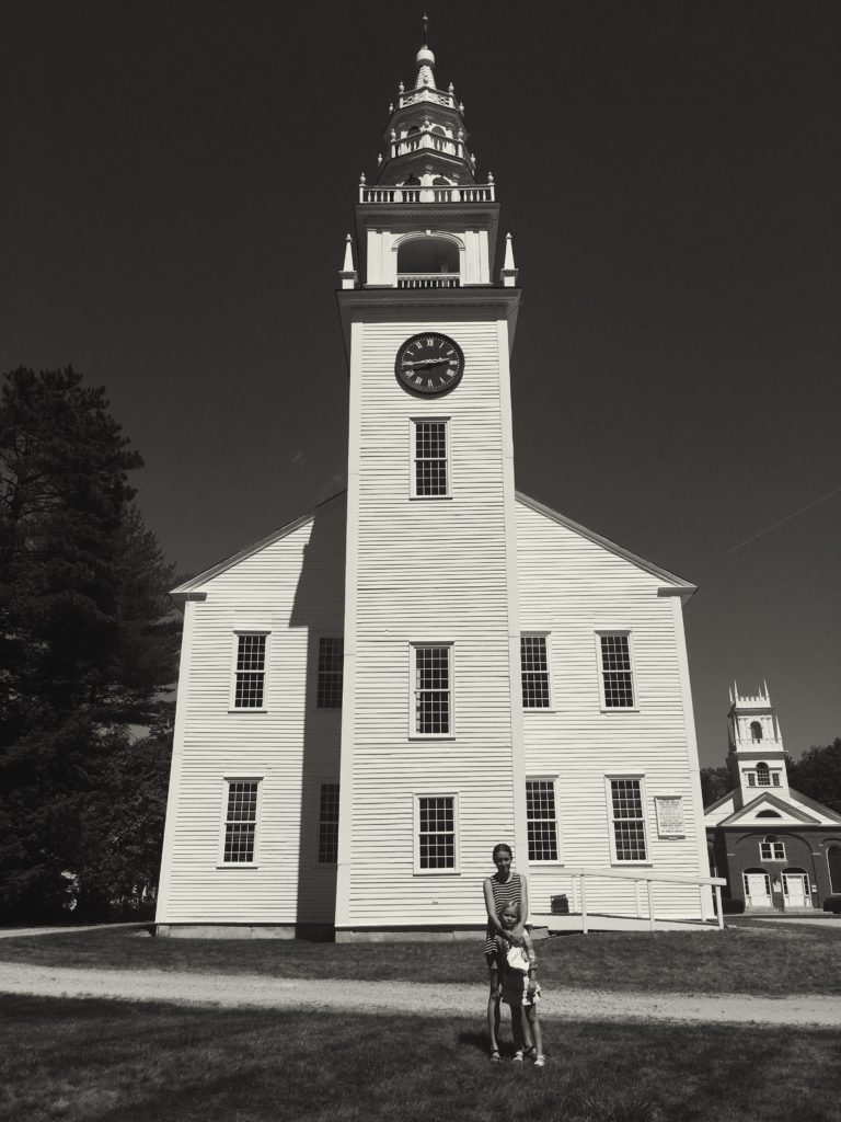 Jaffrey Meeting House, July 4, 2016