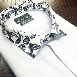 White_paisley_linen_custom_shirt
