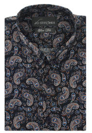 Cocktail Paisley Shirt