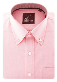 Pink Oxford Solid