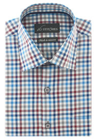 Trendy Twill Checks Shirt
