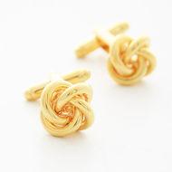 Drops of Gold Cufflinks