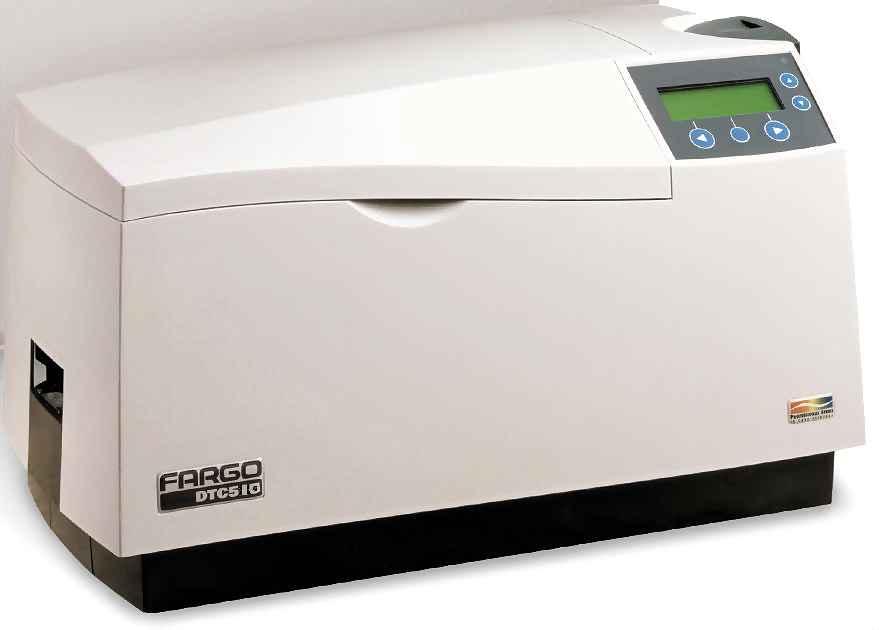 Fargo DTC ID Card Printer