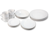 20-Pc. Dinnerware Set