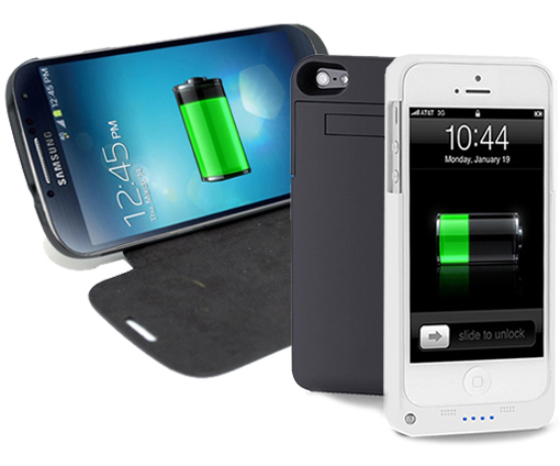 Rechargeable Battery Case