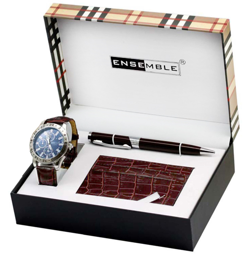 Men's Watch Gift Set