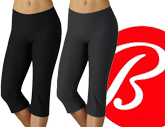 2-Pack Capri Leggings