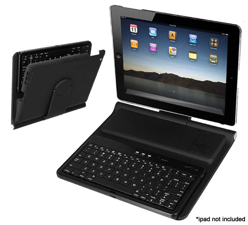 iPad Case and Keyboard