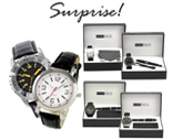 Men&#39;s Watch Gift Set