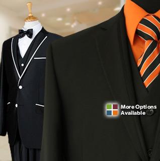 Albini Classic 3-Piece Suit