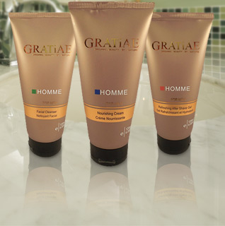 GRATiAE Men's Grooming Set