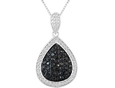 1/2 Carat Diamond Pendant