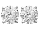 2 Carat Earrings