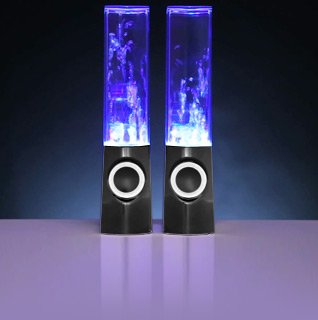 Energit Dancing Water Speaker Set