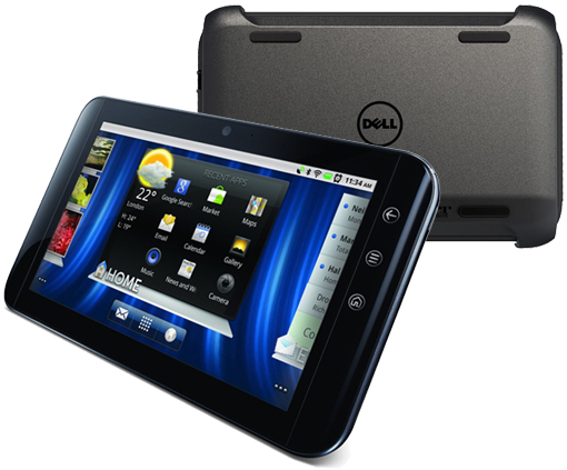 "7"" Multi-Touchscreen Tablet Bundle"