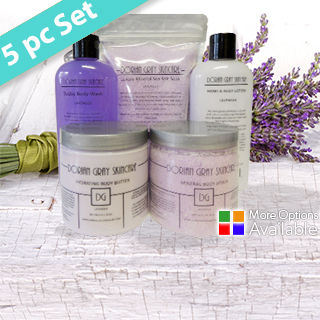 5-Pc Dorian Gray Skincare Gift Set