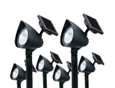 6-Pc. Solar Spot Light Set