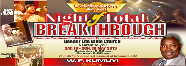 Night of Total Breakthrough