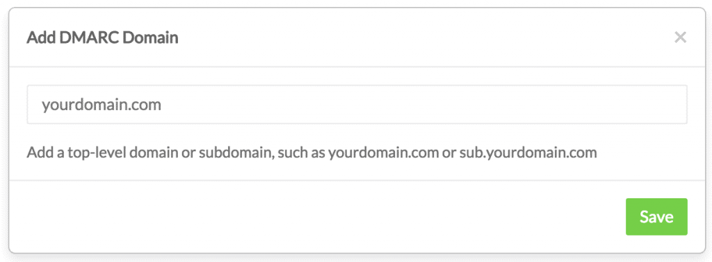 add-dmarc-domain