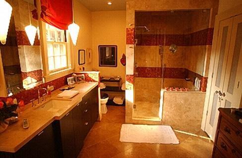 30elm mediterranean style bathroom nashville tennessee for Mediterranean style bathroom