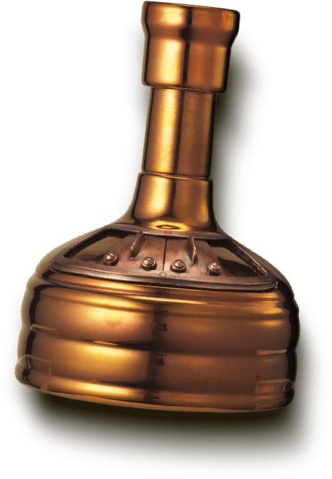 Bronze Bottle