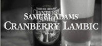 Sam Adams Cranberry Lambic