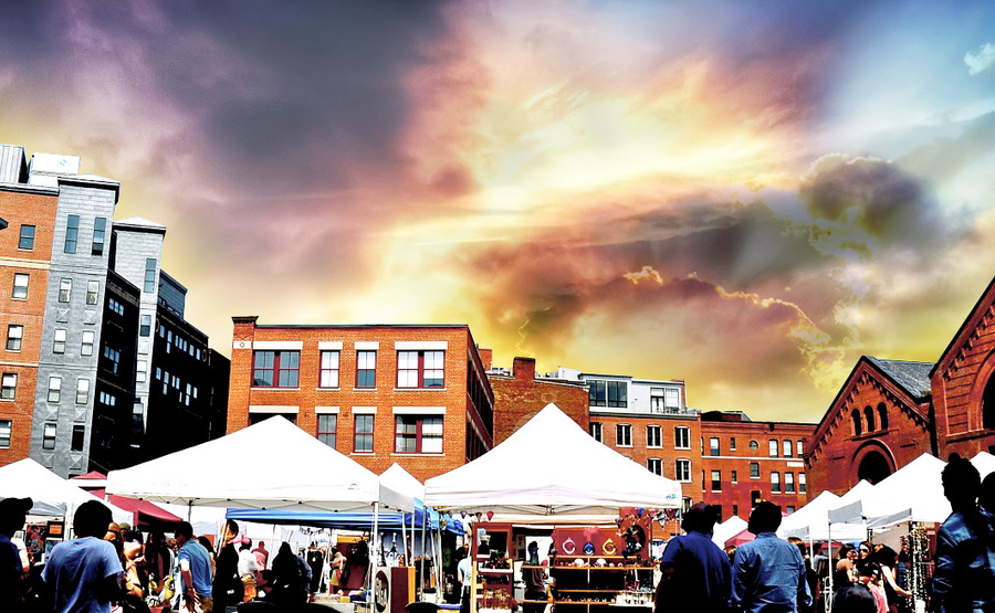 Sowa open arts market?1408459811