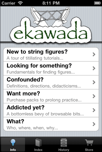Ekawada screenshot