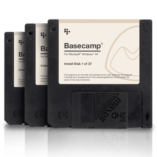 Basecamp for Windows NT