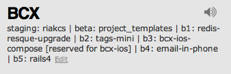 Running beta production