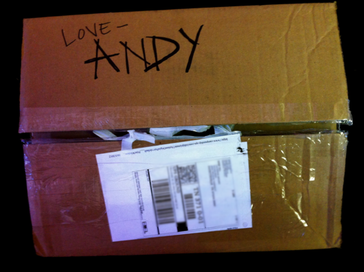 Andy Box