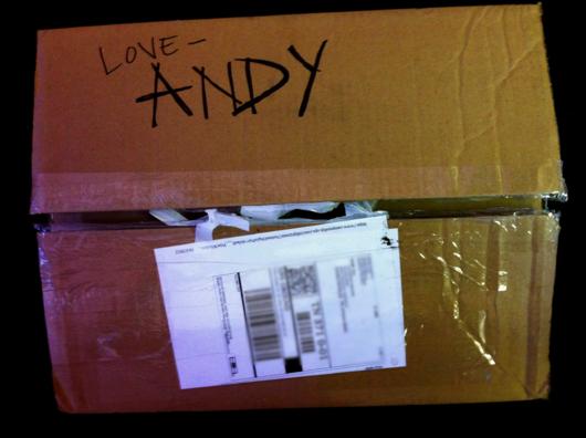 Andy Box