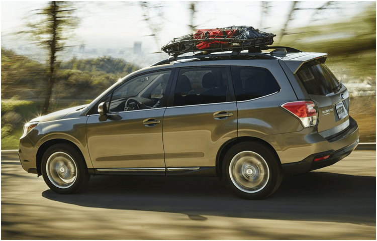 New 2018 Subaru Forester Model Research Information