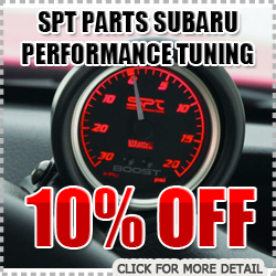 Subaru Performance Tuning Parts Special in Tucson Arizona