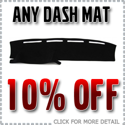 Genuine Volvo Dash Mats Discount Coupon serving Tucson, Phoenix, Arizona