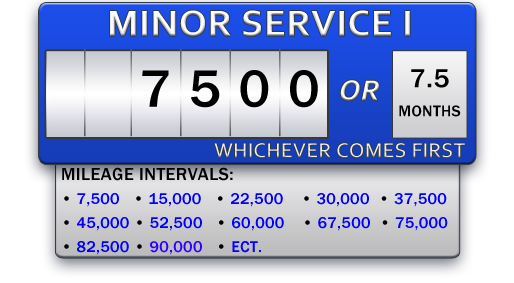 Volvo Minor Scheduled Maintenance Service, tucson, arizona