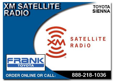 Toyota Satellite Receiver xm Satellite Receiver Kit
