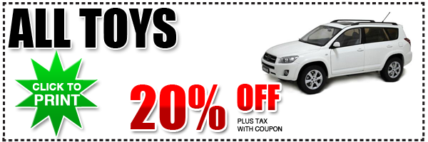 Frank toyota service coupons