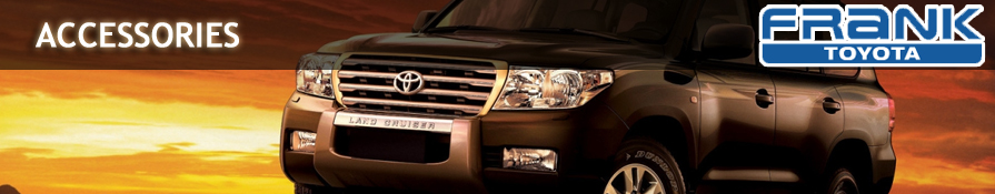 San Diego Toyota Accessories serving san diego, national city, kearny mesa, el cajon, escondido