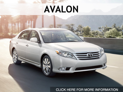 toyota, Avalon, accessories, parts, add-ons, order online, national city, san diego, california