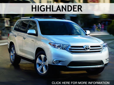toyota, Highlander, accessories, parts, add-ons, order online, national city, san diego, california
