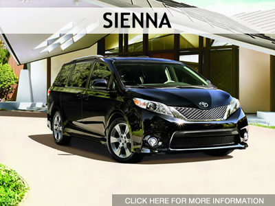 toyota, Sienna, accessories, parts, add-ons, order online, national city, san diego, california