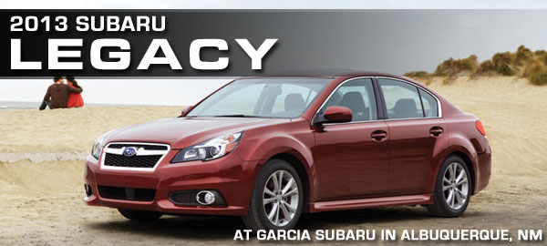 new 2013 subaru legacy sedan specifications details albuquerque new mexico. Black Bedroom Furniture Sets. Home Design Ideas