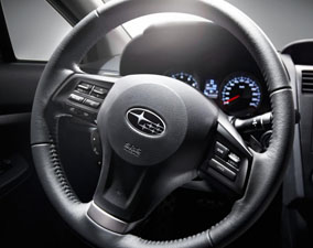 2013 Subaru XV Crosstrek Steering Wheel, San Francisco, CA