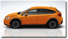 2013 Subaru XV Crosstrek Premium &amp; Limited