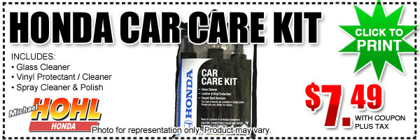 Honda service coupons discounts specials klein honda for Lute riley honda service