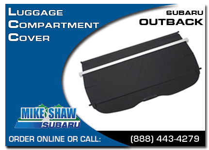 Denver, subaru, retractable, luggage cargo cover, outback, accessories, parts, specials